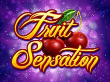 Онлайн игровые автоматы Fruit Sensation на деньги