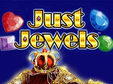Онлайн игровые автоматы Just Jewels на деньги