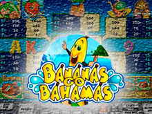 Скачать автомат Bananas Go Bahamas без регистрации