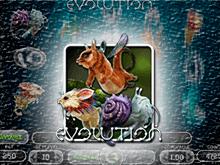 Новые игры Evolution