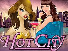 Игровой автомат на деньги Hot City онлайн