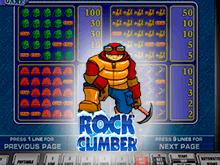 Игровые автоматы Rock Climber на деньги