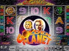 Скачать игровой автомат Golden Planet