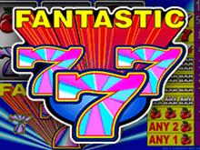Игровой автомат на деньги Фантастические Семерки