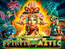 Игровой автомат на деньги Духи Ацтеков