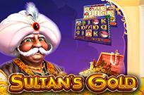 Игровой автомат на деньги Золото Султана